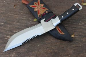 "11"" Hand Forge Survival Trekker Knife"