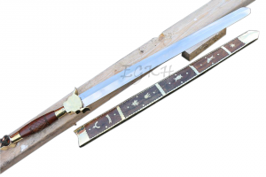 25.5 INCH TRADITIONAL CARVING SWORD