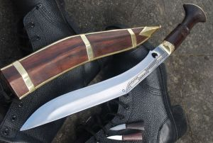 13 INCH CHEETLANGE TRADITIONAL KUKRI