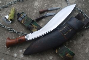 14 INCH MILITARY COLLECTIBLES MKII KUKRI
