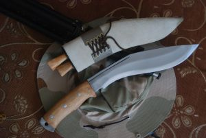 Afghanistan Operation Enduring Freedom New Version Kukri