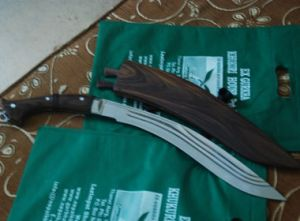 16 inch Chainpure Wooden Special Kukri