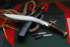 13 inch Sirupate Wooden Handle Khukri