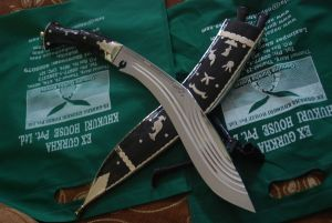 14 Inch Dhankute Horn Extreme Kukri