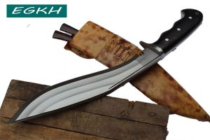 Gurkha Iraqi Brown Gripper Guard Handle Kukri