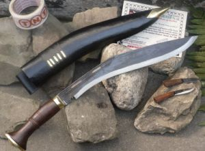 16 Inch Black Hunter Sirupate Khukri