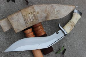 10 Inch Blade Historic Bone Handle Kukri