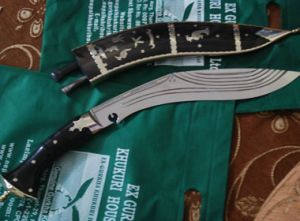 14 Inch Dhankute Horn Special Kukri