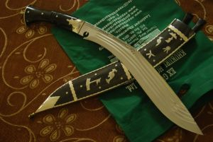 16 Inch Dhankute Horn Special Kukri