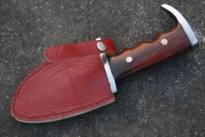Tracker Survival Custom Knife