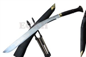 36 inch Buff Head Khukuri - Largest traditional khukuri in the world