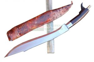 "16.5"" Becker Military Machete"