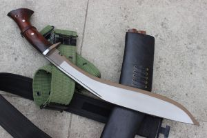 16 INCH HISTORIC FARMAR FULL TANG KHUKURI