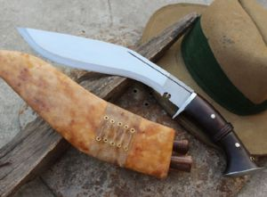 12 Inch Hand Forged Blade Historic Kukri