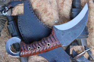 Karambit Rust Free Knife