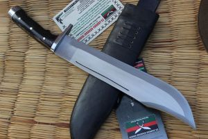 Hand Forged Full Tang Blade Bowie Knife