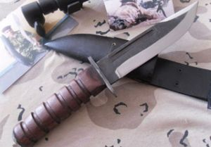 6 INCH MILITARY RUST FREE KNIFE