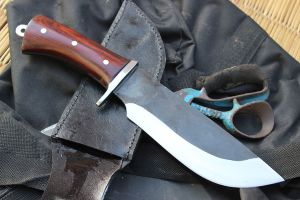 Himalayan Bear Claw Knife