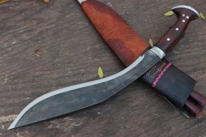"14.5"" World War Gurkha Issue Rust Free Full Tang Blade"