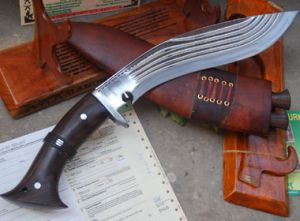 12 Inch 5 chirras Light Version Kukri
