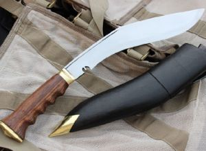 11 Inch Hand Forged Blade World War