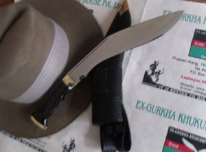 British Gurkha Service New Version Kukri