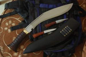 World War Dorawal Khukuri