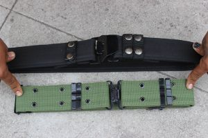 GURKHA COMMANDO BELT
