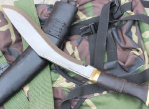 13 Inch Blade Jungle Or PRI Type Kukri
