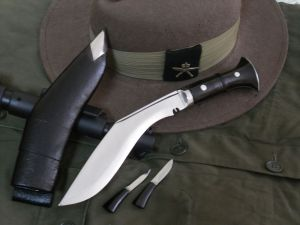 8 Inch Mini Replica World War Kukri