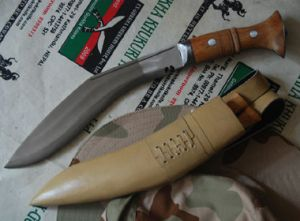 11 Inch Iraqi Operation Khukuri