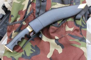 II WORLD WAR GRIPPER HANDLE KUKRI