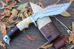"5"" American Eagle - Dragon-kukri"