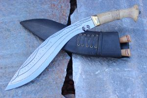 Traditional Historic Khukuri