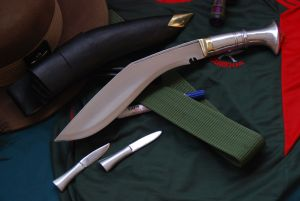 11 Inch II World War Deheradun Kukri